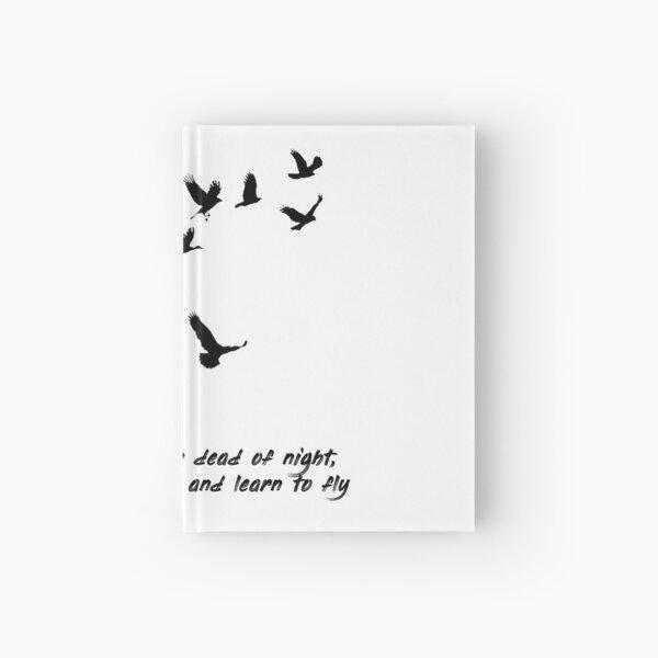 Blackbird, Beatles - Lyrics Hardcover Journal