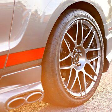 Shelby GT500 by MattHutzell