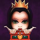 Wicked Little Queen  by Jody  Parmann