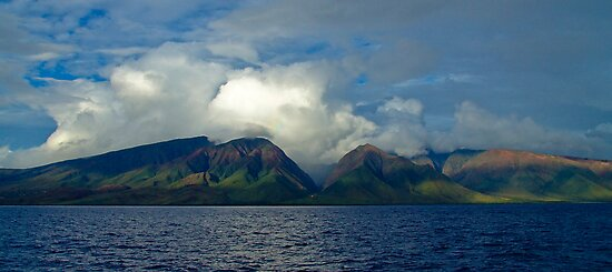 Beautiful Maui by Jack Grace