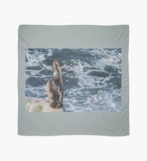 Pelican On The Rocks Scarf