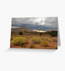 Kodachrome Basin State Park, Utah Greeting Card