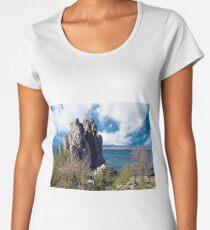 Mono Lake Tufa Women's Premium T-Shirt