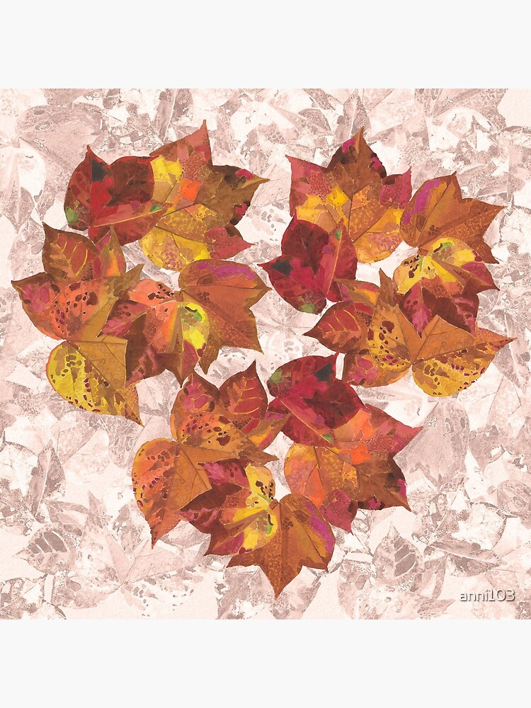 Autumn leaves fall by anni103