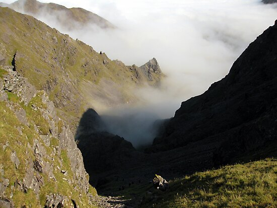 Carrauntoohil view by John Quinn