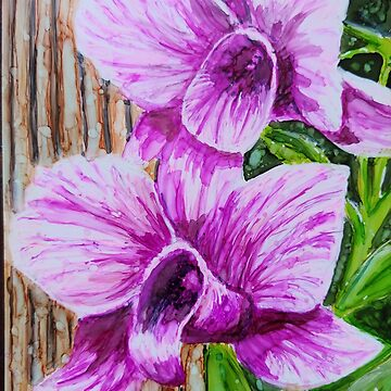 Buy Me Orchids by GlennArt
