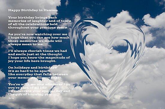 Geburtstagswunsche mama im himmel - Herzlichen Glückwunsch