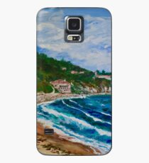 Burnout Beach, Palos Verdes Pennisula Case/Skin for Samsung Galaxy