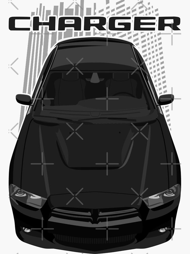 Ladegerät LD 2011-2014- schwarz von V8social