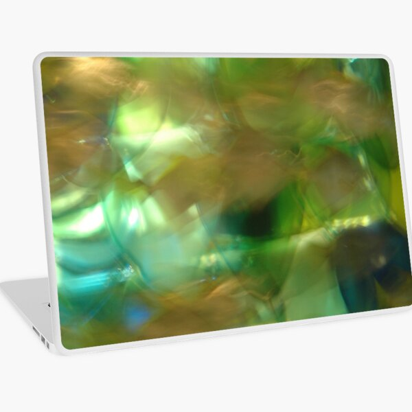 Golden Dreams v1 Laptop Skin
