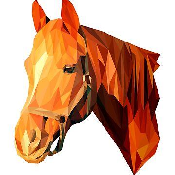 Horse 2 by eleyne
