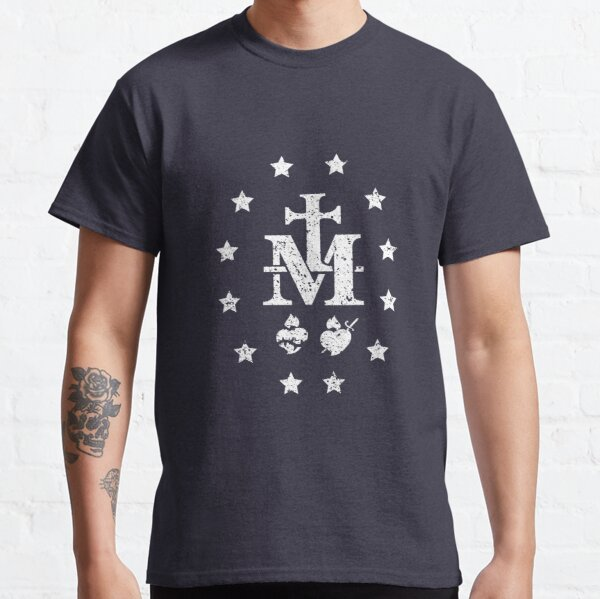 Miraculous medal, unique among all medals Classic T-Shirt