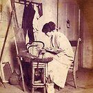 Janet Cumbrae Stewart - 1883 - 1960 by Lynda Robinson