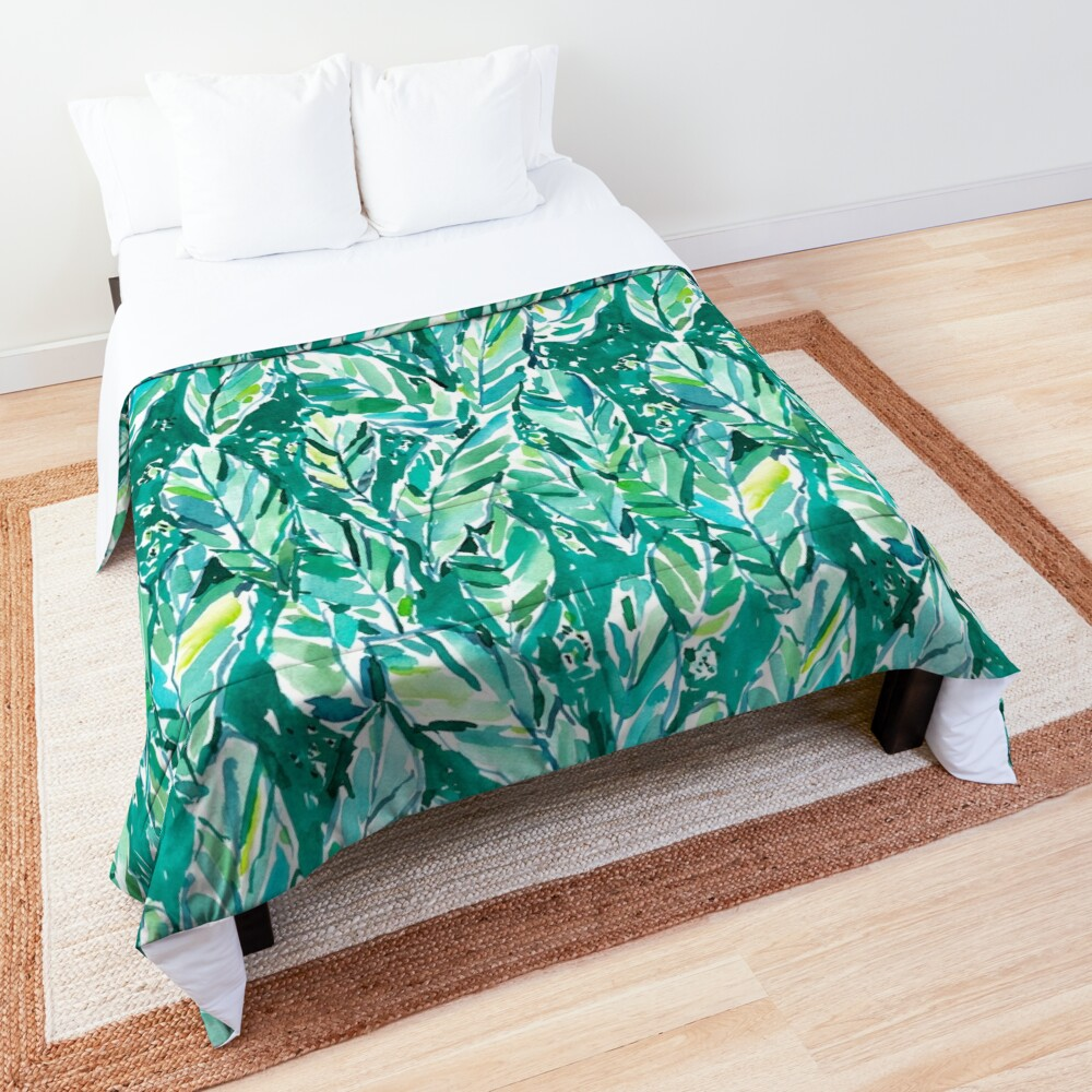 BANANA LEAF JUNGLE Comforter