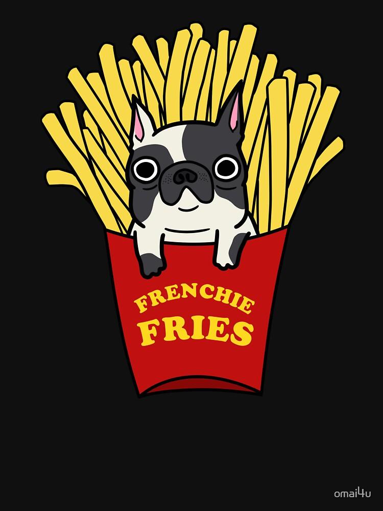 Frenchie Fries by omai4u