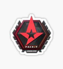 Astralis Faceit Lodon 2018 Sticker