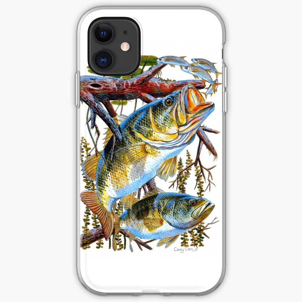 Bass Undercover iPhone Case & Cover
