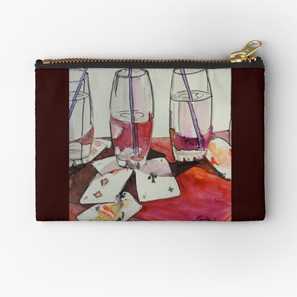 Game Time Zipper Pouch