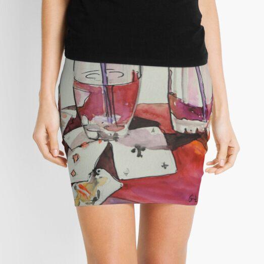 Game Time Mini Skirt