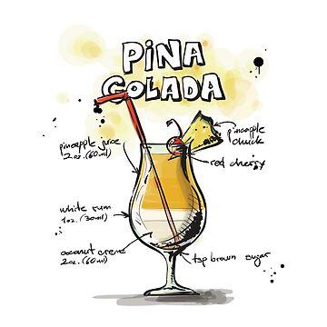 pina colada by eleyne