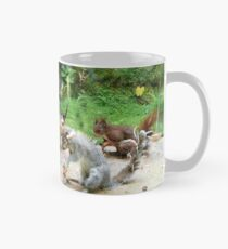 More Squirrel nightmares. Mug