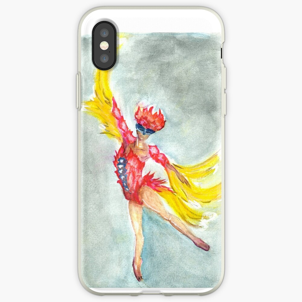 Firebird iPhone Case & Cover