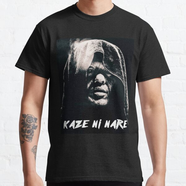 Suzuki Dark Kaze Ni Nare Camiseta clásica