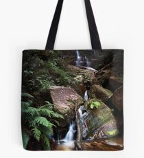 Valley Of the Waters Creek Tote Bag