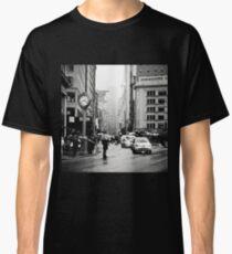 Camiseta clásica Rain on 5th Avenue - New York City