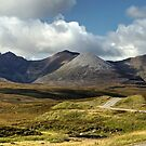 An Teallach from the East by Jamie  Green