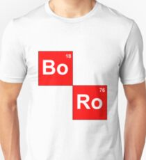 Breaking Bad Boro - Middlesbrough Football Club Unisex T-Shirt