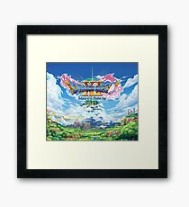 Dragon Quest XI Echoes of an Elusive Age Framed Print
