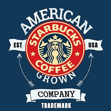 American Company Collection | Starbucks by PureCreations