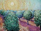 Plum Orchard by HDPotwin