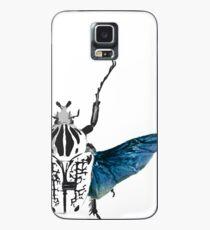Goliath Beetle in flight Case/Skin for Samsung Galaxy
