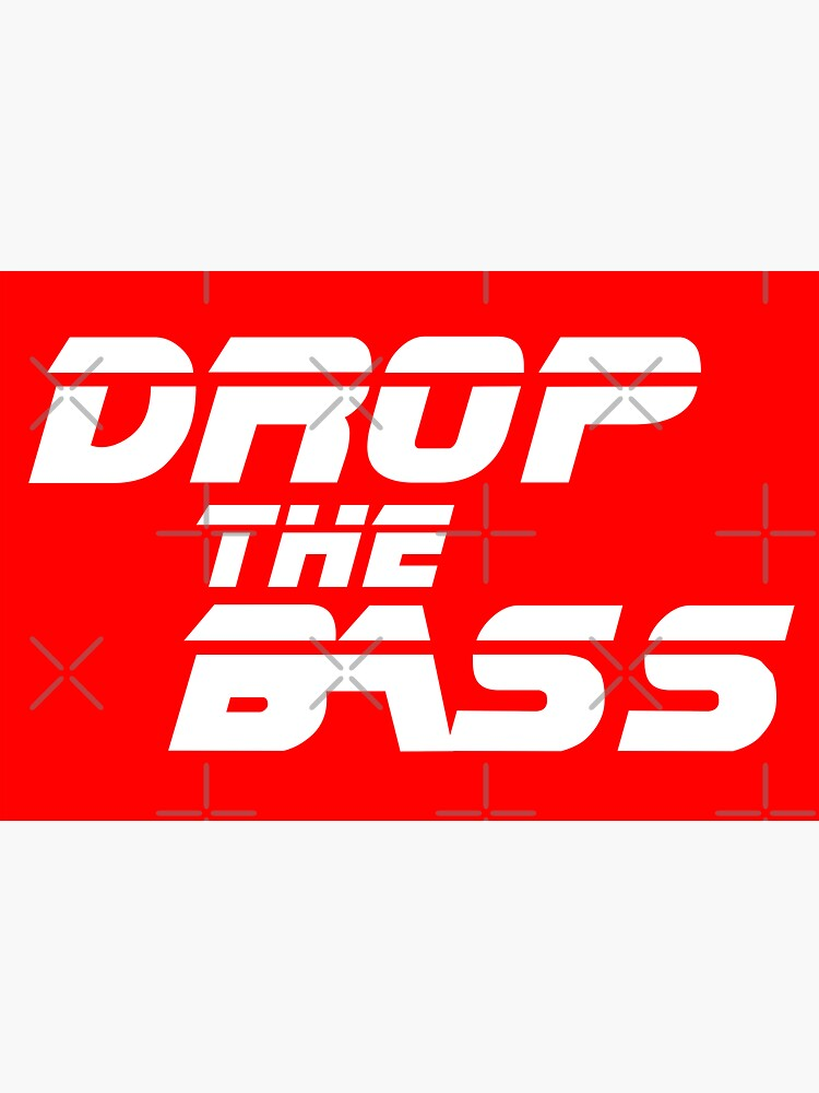 DJ Drop the bass de nowherenoplace
