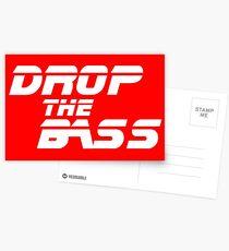 Postales DJ Drop the bass