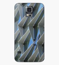 glass and steel Case/Skin for Samsung Galaxy