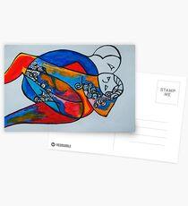 Ambrosia Postcards