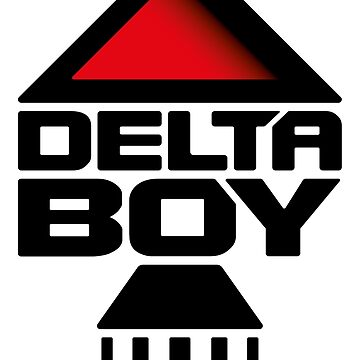 Delta Boy Logo - The Venture Brothers by Chairboy