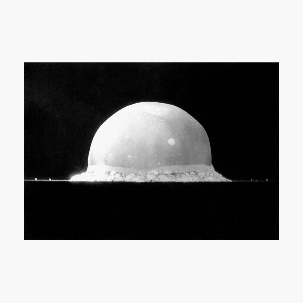 Trinity Nuclear Test Bombe Feuerball - 1945 Fotodruck