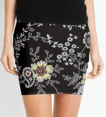 Beautyful Flower Mini Skirt