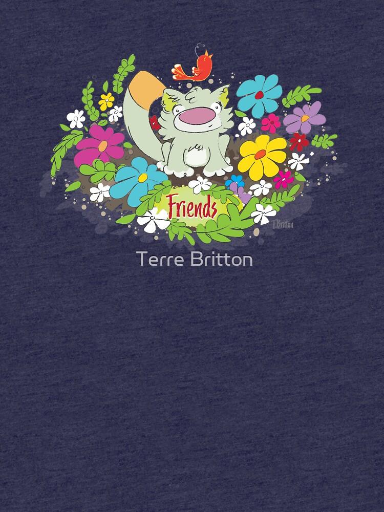 Friends by TerreBritton