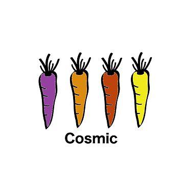 Cosmic Carrots by ScrivK
