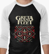 Greta murei Van Fleet 2018 Men's Baseball ¾ T-Shirt