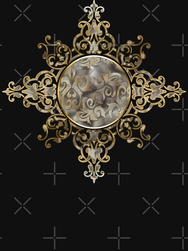 Gothic ornament design by aronia