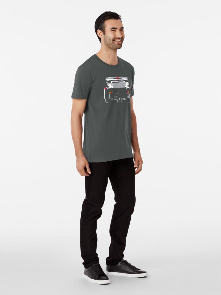 Alternate view of Tails-935K Premium T-Shirt