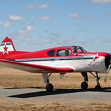 Russian aerobatic aircraft by FranWest