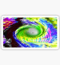 Hurricane Florence Sticker