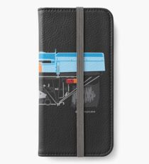 Tails-917 iPhone Wallet/Case/Skin